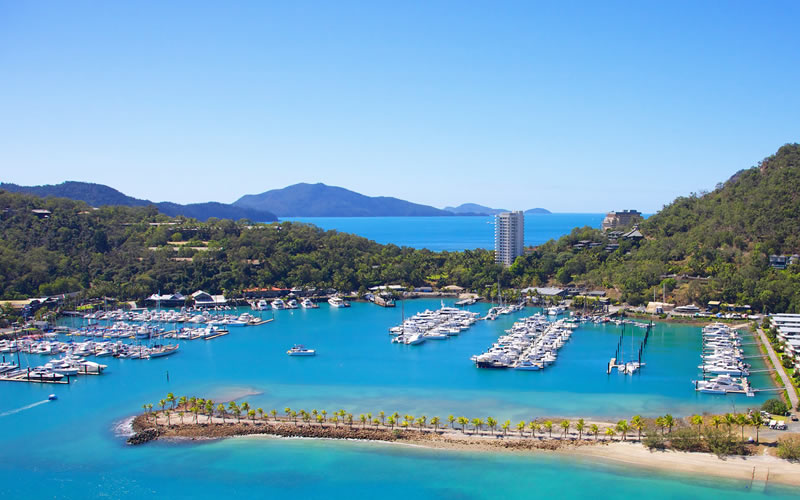 The Whitsundays Sunshine Coast Tourism