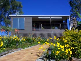 Lamb Island Bed and Breakfast - Sunshine Coast Tourism
