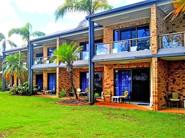 Bribie Waterways Motel - Sunshine Coast Tourism