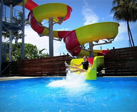 BIG4 Capricorn Palms Holiday Village - Sunshine Coast Tourism