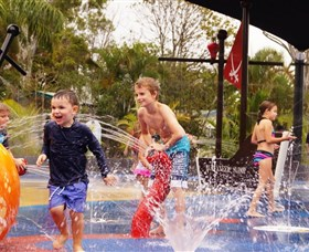 BIG4 Treasure Island Holiday Park - Sunshine Coast Tourism