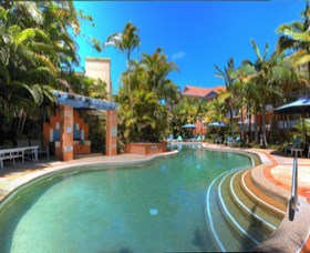 Blue Waters Apartments - Sunshine Coast Tourism