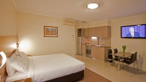 Best Western Central Motel and Apartments - Sunshine Coast Tourism