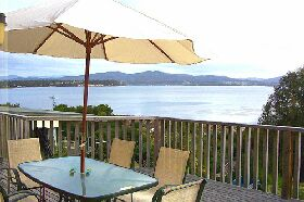 Waterfront on Georges Bay - Sunshine Coast Tourism
