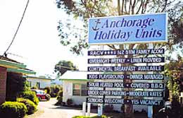 Anchorage Holiday Units - Sunshine Coast Tourism