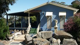 Blue Heaven Cottage - Sunshine Coast Tourism