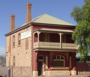 Savings Bank of South Australia - Old Quorn Branch - Sunshine Coast Tourism