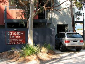 Chatby Lane Lorne - Sunshine Coast Tourism