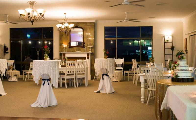 Kanangra Heights Restaurant  Function Centre - Sunshine Coast Tourism