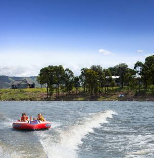 Lake Somerset Holiday Park - Sunshine Coast Tourism