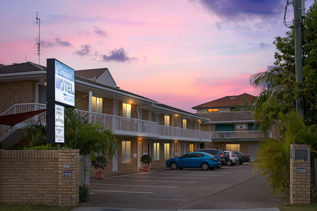 Limassol Motel - Sunshine Coast Tourism