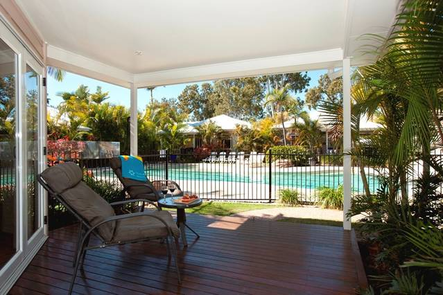 NRMA Treasure Island Holiday Park - Sunshine Coast Tourism