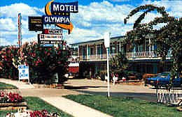 Olympia Motel - Sunshine Coast Tourism
