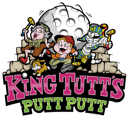 King Tutts Putt Putt