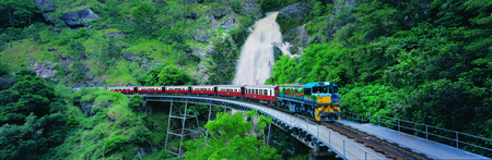 Kuranda Scenic Railway - Sunshine Coast Tourism