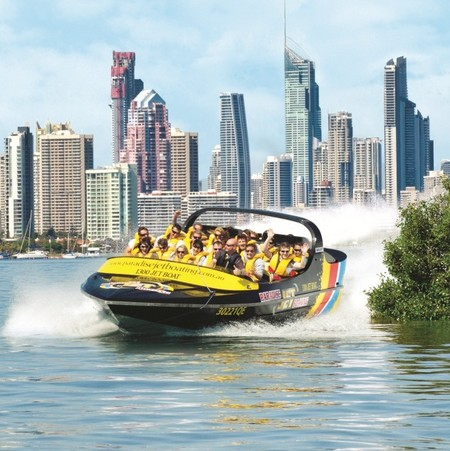 Paradise Jetboating - Sunshine Coast Tourism