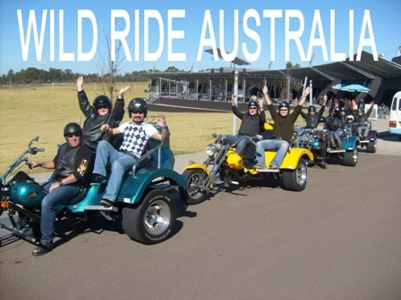 A Wild Ride - Sunshine Coast Tourism