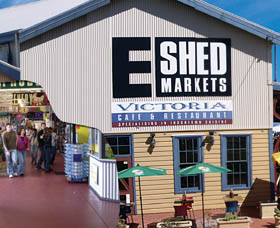 The E Shed Markets - Sunshine Coast Tourism