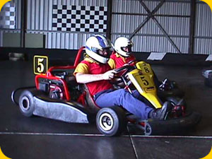 Indoor Kart Hire - Sunshine Coast Tourism