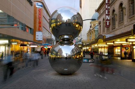 Rundle Mall - Sunshine Coast Tourism