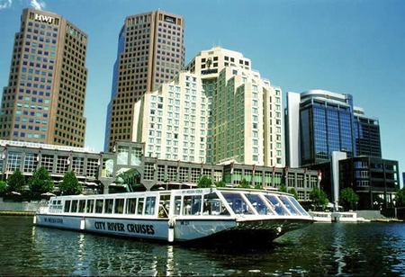 City River Cruises Melbourne - Sunshine Coast Tourism