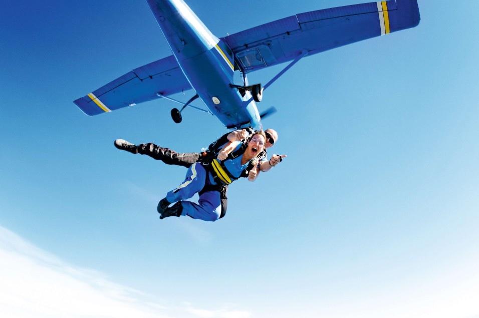Skydive the Beach and Beyond Yarra Valley - Sunshine Coast Tourism