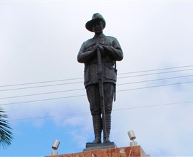 Charters Towers Memorial Cenotaph - Sunshine Coast Tourism