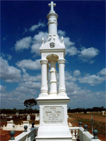 Charters Towers Cemetery - Sunshine Coast Tourism