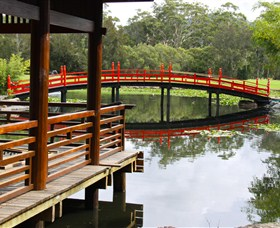 North Coast Regional Botanic Garden - Sunshine Coast Tourism