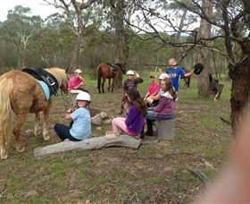 The Saddle Camp - Sunshine Coast Tourism
