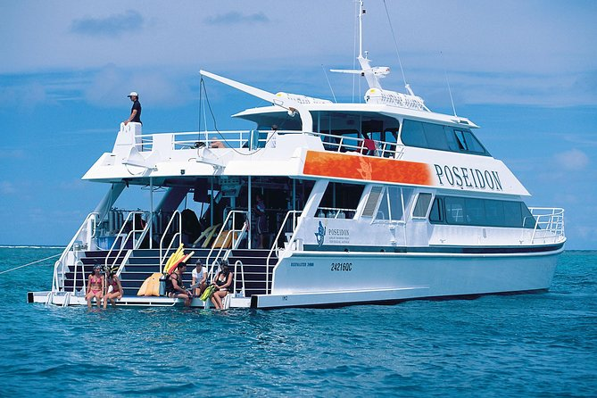 Poseidon Outer Great Barrier Reef Snorkeling and Diving Cruise from Port Douglas - Sunshine Coast Tourism