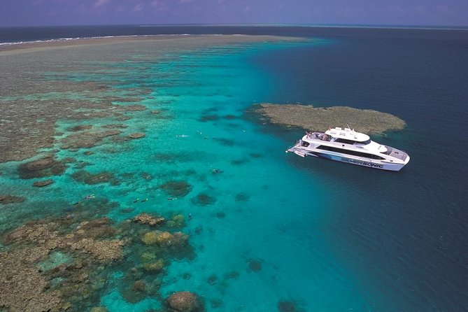 Silversonic Outer Great Barrier Reef Dive and Snorkel Cruise from Port Douglas - Sunshine Coast Tourism
