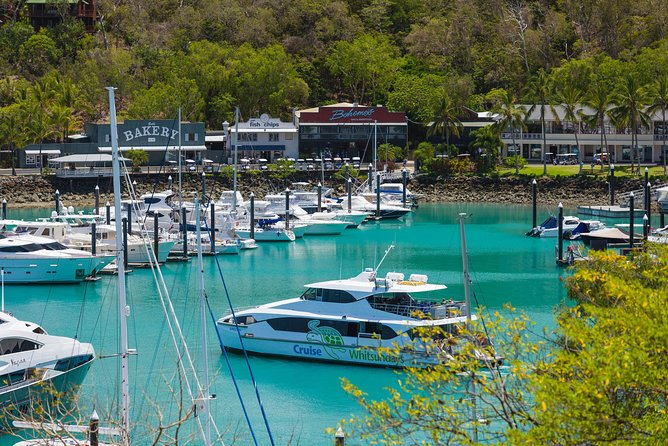 Whitsunday Islands Hopper Pass - Sunshine Coast Tourism