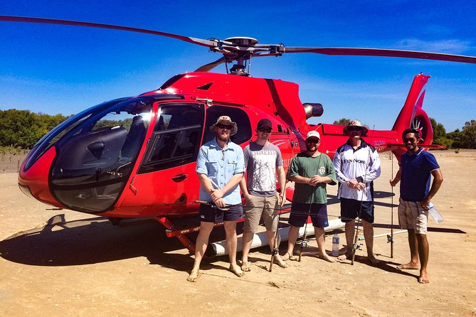 Heli Fishing Day Trip from Townsville - Sunshine Coast Tourism