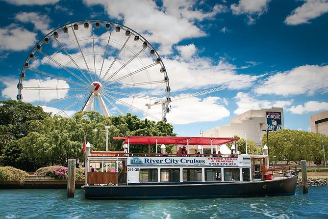 Brisbane City Tour and River Cruise from the Gold Coast - Sunshine Coast Tourism