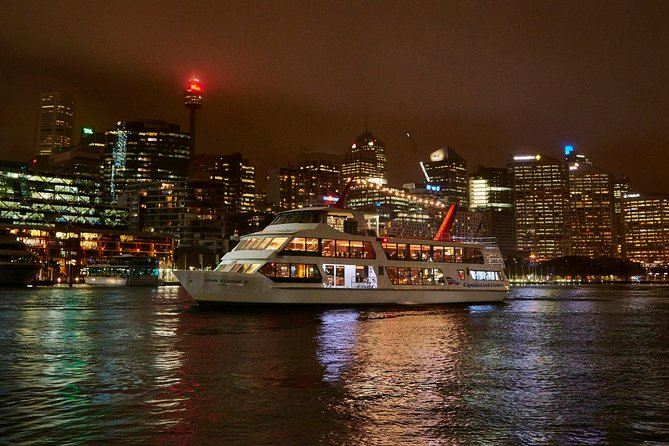 Sydney Harbour New Year's Eve Cruise Aboard John Cadman 2