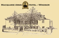 Macquarie Arms Hotel - Sunshine Coast Tourism