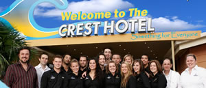 The Crest Hotel Sylvania - Sunshine Coast Tourism