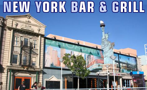 New York Bar  Grill - Sunshine Coast Tourism