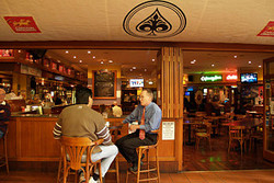 Aces Bar and Bistro - Sunshine Coast Tourism