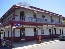 Lord Exmouth Hotel - Sunshine Coast Tourism