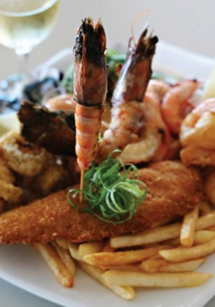 Rockpool Seafood Cafe Bar - Sunshine Coast Tourism