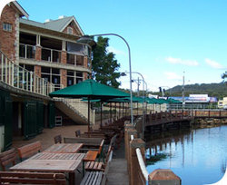 The Woodport Inn - Sunshine Coast Tourism