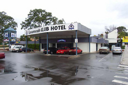 Leumeah Club Hotel - Sunshine Coast Tourism