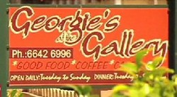 Georgies Cafe Restaurant - Sunshine Coast Tourism