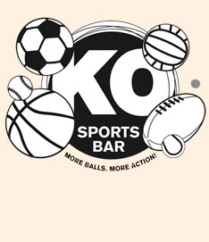 The KO Sports Bar - Sunshine Coast Tourism