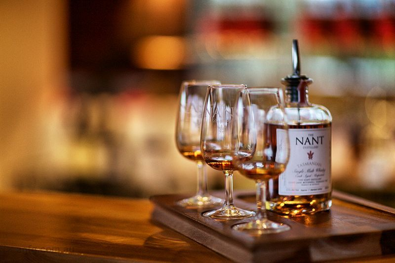 Nant Whisky Bar Salamanca