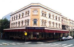 The Grand Hotel Newcastle - Sunshine Coast Tourism
