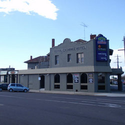 Royal Exchange Hotel - Sunshine Coast Tourism