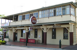 Commercial Hotel Alexandra - Sunshine Coast Tourism